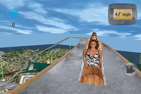 Simuladores: descarga Montaña rusa 2 a tu teléfono