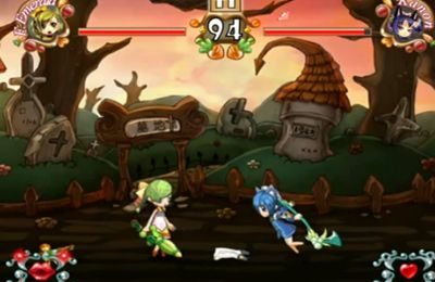 Angel Fight HD for iPhone