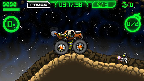 Arcade-Spiele Atomic super lander für das Smartphone