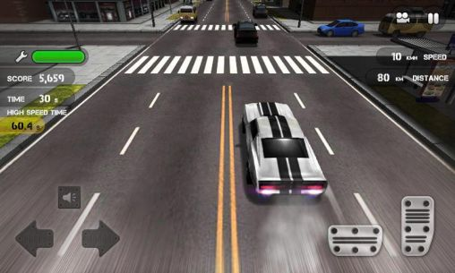 Race the traffic für Android
