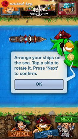 Multiplayerspiele: Lade Schlacht der Schiffe - Piratenflotte auf dein Handy herunter