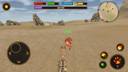 RPG Clan of tigers für das Smartphone