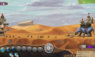 скріншот Roaming Fortress