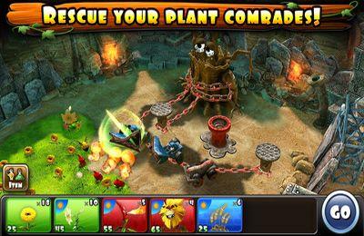 La Défense de l'Eden pour iPhone gratuitement