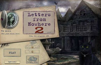 logo Letters from Nowhere 2