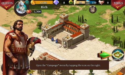 Stratégies en ligne Age of Sparta en français