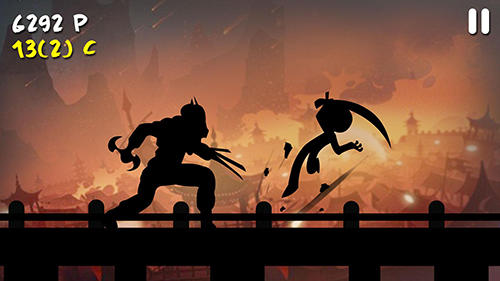 Shadow fighter legend screenshot 4