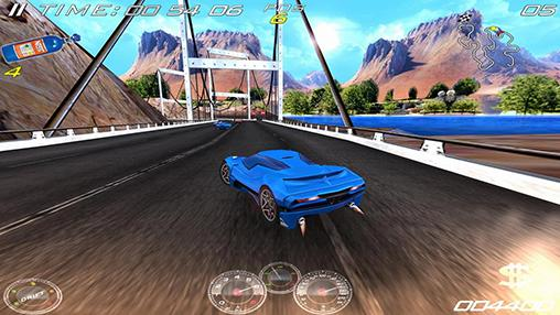 Speed racing ultimate 5: The outcome для Android