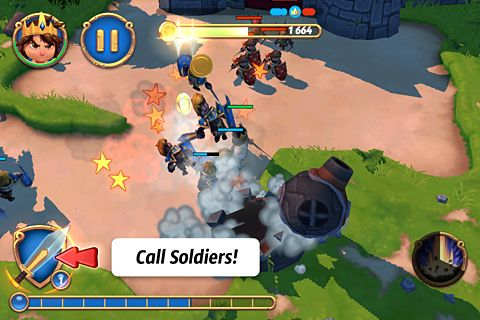 L'insurrection royale 2 pour iPhone