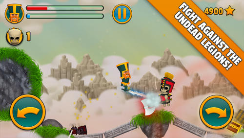 Cloud knights für Android