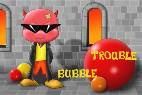 logo Bubble Trouble