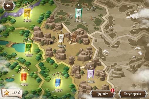 Screenshot Turmbewohner: Gold auf dem iPhone