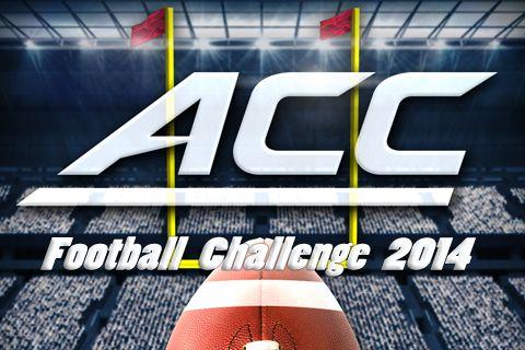 logo ACC Football Challenge 2014