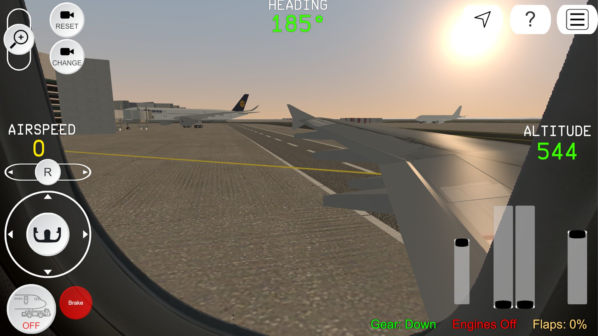Flight Simulator Advanced screenshot 1