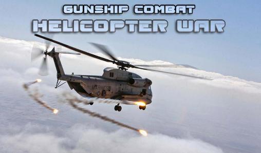 Gunship combat: Helicopter war icono