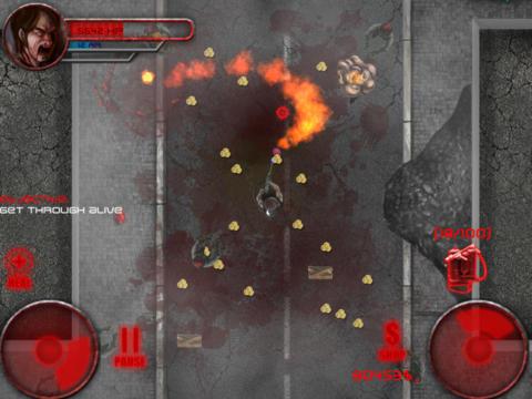 Le Zombie: le Slasher de Halloween pour iPhone