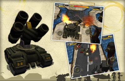 Shooter games: download Total Recoil на iPhone