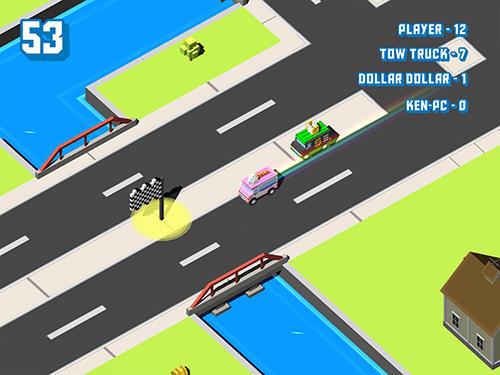 Smashy cars.io für Android