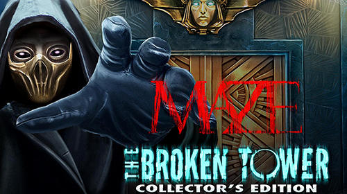 Hidden objects. Maze: The broken tower. Collector's edition скриншот 1