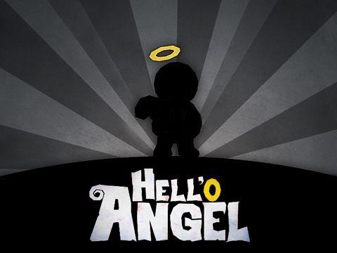 logo Salut, ange