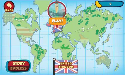 Arcade Mr Bean: Around the world for smartphone
