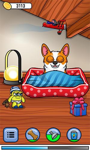 My Corgi: Virtual pet game auf Deutsch