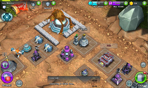 Armies and ants для Android