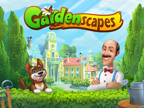 Gardenscapes: New acres screenshot 1