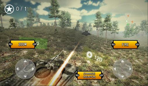 Tank world alpha для Android