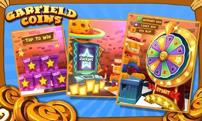 Garfield Coins für Android