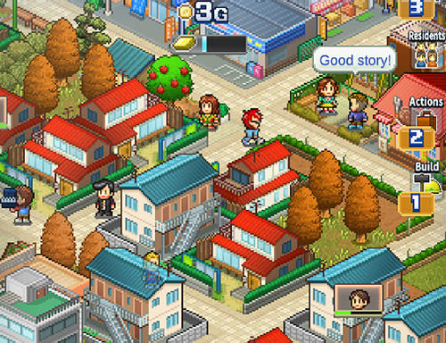 Dream town story screenshot 4