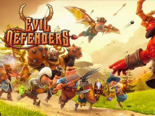 Evil defenders screenshot 1