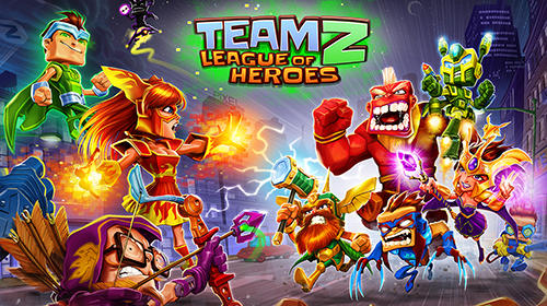 Team Z: League of heroes Symbol