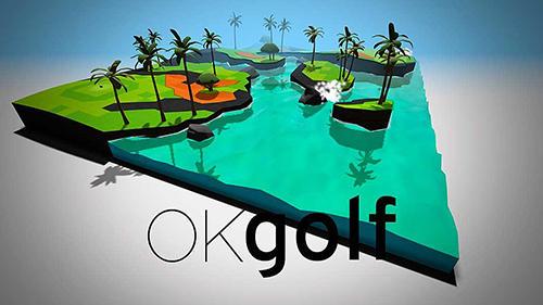 OK golf screenshot 1