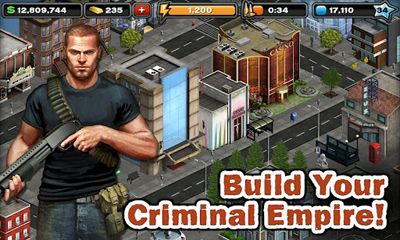 Online games Crime City for smartphone