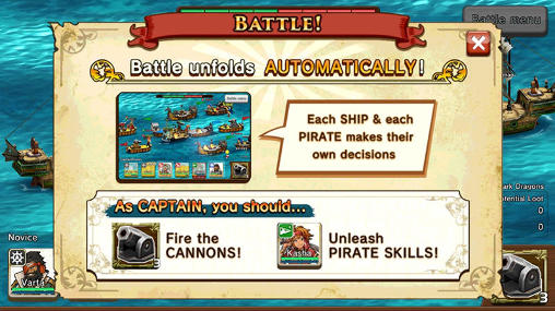 War pirates screenshot 4