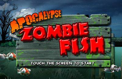 logo Apocalypse Zombie Fish