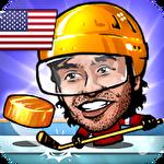 Puppet ice hockey 2014 Symbol