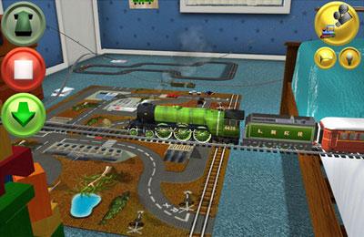L'Installation du Train