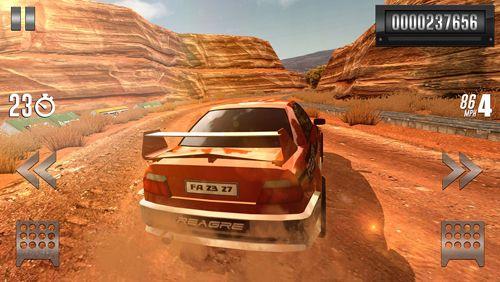 Rally racer: Drift на русском языке