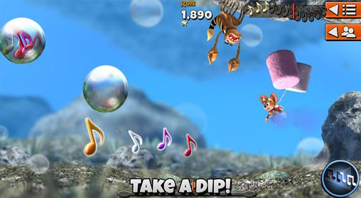 For kids Jetpack disco mouse in English