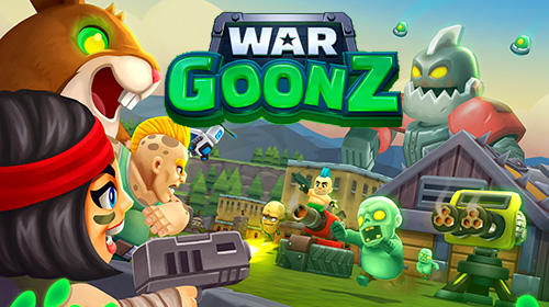 War goonz: Strategy war game Screenshot