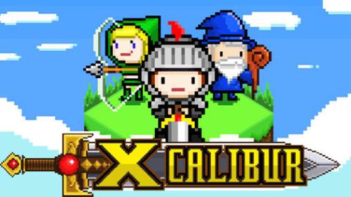 Xcalibur: Fantasy knights. Action RPG скріншот 1