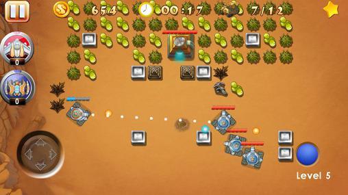 Tank games Tank war: Battle city in English