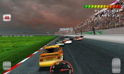Rennspiele Race 2 für das Smartphone