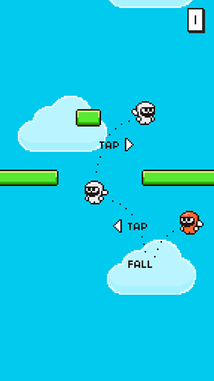 Top heights Screenshot