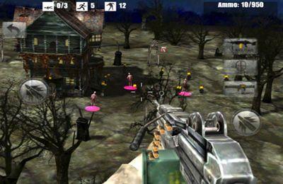 Zombie francotirador en español
