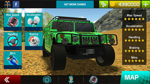 American off-road outlaw为Android