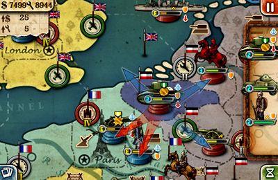 RPG: Lade Europakrieg 3 auf dein Handy herunter
