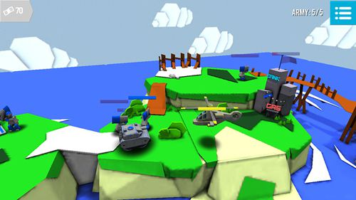 Screenshot Paper Craft: Battles auf dem iPhone